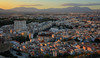 Golden Hour Alicante (henriksundholm.com) Tags: sunset city urban cityscape skyline shadows alicante espana spain hdr landscape mountains horizon