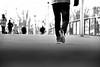 Step by step, little by little ... (jaume zamorano) Tags: 7dwf blackandwhite blancoynegro blackwhite blackandwhitephotography bw blackandwhitephoto d5500 ground lleida monochrome monocromo nikon noiretblanc nikonistas pov street streetphotography streetphoto streetphotoblackandwhite streetphotgraphy urban urbana