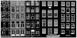 Amsterdam's windows
