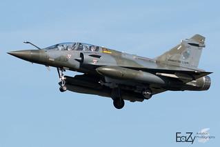 645 / 3-XP France Air Force (Armée de l'air) Dassault Mirage 2000D