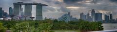 Singapore (Gilama Mill) Tags: asia gardenonthebay singapore travel panorama skyline city
