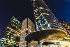 La defense-7 (sebastienloppin) Tags: 1224f4dg architecture building canon6dmarkii france igersfrance igersladefense night nuit paris sigma ladefense canon cityscape city town money 6dmarkii ladéfense