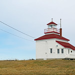 NS-00143 - Gilberts Cove Lighthouse thumbnail