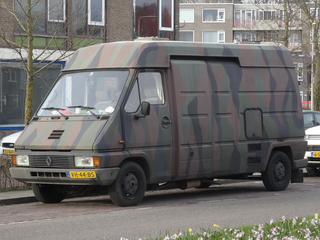 Renault Master Campervan >> The World's Best Photos of renault and t35 - Flickr Hive Mind
