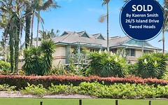 26/5 Island Drive, Tweed Heads NSW