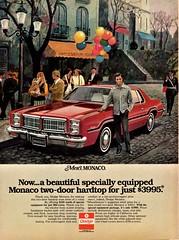 1977 Dodge Monaco Two-Door Hardtop
