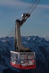 Luftseilbahn Trüebsee - Stand ( Baujahr 1988 - Höhendifferenz 636 m - Pendelbahn Gondelbahn Luftseilbahn Seilschwebebahn ) in den Urner Alpen - Alps ob Engelberg im Kanton Obwalden in der Zentralschweiz - Innerschweiz der Schweiz (chrchr_75) Tags: christoph hurni chrchr75 chrchr chriguhurni chriguhurnibluemailch märz 2018 schweiz suisse switzerland svizzera suissa swiss luftseilbahn cableway téléphérique funivia 索道 kabelbaan taubanen kolejka linowa teleférico sveitsi sviss スイス zwitserland sveits szwajcaria suíça suiza