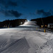 Skifahren mit Flutlicht in Willingen, Sonnenhang