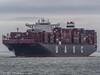 UASC Al Murabba 01 (U. Heinze) Tags: cuxhaven elbe nordsee schiff ship olympus vessel boot