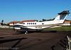 King Air 250, PR-PGA (Antônio A. Huergo de Carvalho) Tags: beech beechcraft kingair king air kingair250 ka250 prpga