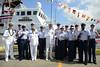 Galveston Island decommissions after 26 years of service (Coast Guard News) Tags: uscgc galveston island decommissions ceremony hawaii d14 oahu honolulu sandisland base unitedstates us