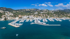Drone photo of the marina in Puerto de Andraitx, Mallorca (marcoverch) Tags: andratx illesbalears spanien es dronephoto marina puertodeandraitx mallorca sea meer seashore strand water wasser harbor hafen city stadt bay bucht beach ocean ozean travel reise town dorf port ship schiff island insel yacht yachthafen watercraft wasserfahrzeug cityscape stadtbild vacation ferien tourism tourismus landscape landschaft rural painting sunny blur stars shadows digital design walk la