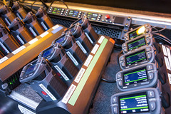 Riedel Intercom System Shines at the Grand Palais (RIEDEL Communications) Tags: riedel riedelcommunications communications grand palais paris intercom bolero system stage musical artist performer riface