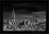 Bella dama (invesado) Tags: catedral primada toledo blanco negro nikon d750 tamron 70300 dramatic sky