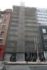 2018-03-FL-180023 (acme london) Tags: americano chainmail facade hotel mesh metal newyork stainless steel