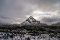 Scotland March 2018 (mpphotographics.com) Tags: scotland glencoe winter snow ice mountains waterfall