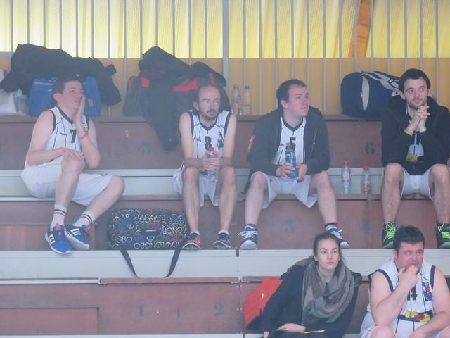 Basket Vénissieux - 25 mars