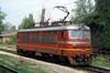 44 101  Sofia  19.04.04 (w. + h. brutzer) Tags: sofia eisenbahn eisenbahnen train trains bulgarien bulgaria railway lokomotife locomotive zug bdz elok eloks webru analog nikon 44