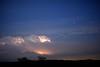 "DSC_7982e ~ The ""UFO"" (BDC Photography) Tags: pipecreek texas usa 081 nikon nikond3 nikonafnikkor50mmf14dlens bwfpro52mmkr15skylight11xmcrfilter nikonhn2lenshood slikpro700dxamttripod steppingstoneproductsllc lightningtrigger texashillcontry latigoranch banderacounty ufo lightning clouds cloudsstormssunsetssunrises therebeastormabrewin"