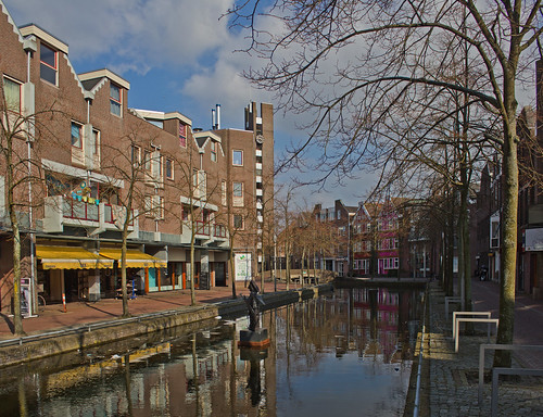 Almere - Kerkgracht