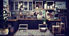Majesty- The Heart Of The Home (Ebony (Owner Of Majesty)) Tags: mudhoney pocketgacha trompeloeil {whatnext} bluesky {vespertine} majesty majestysl majestyinteriors majesty2018 interiordecor interiordecorating interiors interiordesign homedecor homeandgarden homes home homesweethome homey kitchen secondlife sl decor decorating design virtual virtualliving virtualservices virtualspaces videogames