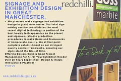 signage and exhibition design greater manchester (skystance) Tags: signage exhibition design greater manchester great creative marketing solution agency graphic graphics
