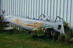 Yakovlev Yak-52 n° 889008 ~ RA-22527 (Aero.passion DBC-1) Tags: spotting lognes 2006 aeropassion biscove dbc1 david avion aircraft aviation plane yakovlev yak52 ~ ra22527