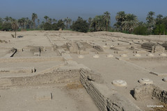Northern Palace, Amarna (5).JPG (tobeytravels) Tags: egypt akhenaten princessmeritaten elamarna akhetaten akhetaton minya palaceofnefertiti northsuburb