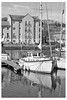 308 of Year 4 - Legacy lens test (Hi, I'm Tim Large) Tags: legacy lens manual focus 50mm f14 fuji fujifilm xpro2 portishead marina boats ships yachts sailing white reflect reflections mast water sports om olympus 308 365