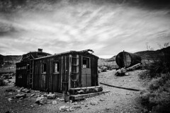 Abandoned Caboose (michaelwalker19) Tags: