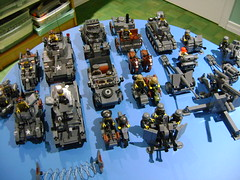5000 Followers (TekBrick) Tags: custom lego ww2 german usa vehicles dark grey gray minifigure war moc army lot 5000 followers thank you