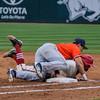 Auburn - Game 3-66 (Rhett Jefferson) Tags: arkansasrazorbacksbaseball auburntigersbaseball hunterwilson