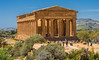 Val di Templi (matthias_oberlausitz) Tags: agrigent tempel griechisch sizilien sizilia concordia concordiatempel val di templi