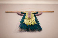 D12 / Y7. (evilibby) Tags: wallhanging wool woollen woollenwallhanging project365