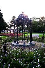 Memorial Drinking Fountain (Westcountry_Wildflower) Tags: cardiff victoriapark