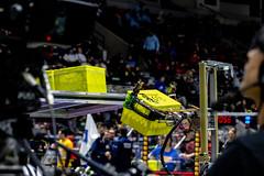 IMG_7908 (holytrinityrobotics) Tags: oakville omgrobots light event coverage robot robotics hersheyscentre gold mechanical electrical pneumatics onchampsfrc first firstcanada frc ontario tronic titans