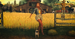 Country Chic (♥Kelly Parker♥) Tags: secondlife sl secondlifeblog slblog secondlifeblogger secondlifefashion virtual virtualworld 3d avatar virtualfashion fashionblog fashionandbeautyblog slblogging blog blogger blogging fashion beauty besom glamaffair lelutka bentohead maitreya meshbody tresblah new collabor88 country chic countrychic friday boots maxigossamer jewelry earrings fashiowlposes newrelease bloom spring pug springpug secondlifelooksgoodtoday