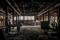 _RMS5308-HDR-2 (rsheill) Tags: urbanexploration urbandecay abandonedsteelmill nikon