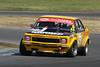 Not so mellow yellow ... (Alan McIntosh Photography) Tags: car motorsport torana yellow action sport race