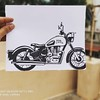 #bullet #royalenfield #bike #india #meanmachine #classic #dailydrawing #art #illustration #sketch #blacknwhite #inking (lipuster) Tags: childhood life kids india innocence stories art illustration sketch drawing
