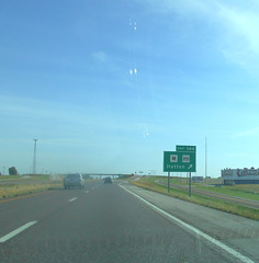 Callaway County, M0- I-70 & US 40 (jerseyman65) Tags: missouri freeways roads routes travel octobernovember2016trip interstates ushighways usroutes mohighways moroads expressways exits signs guidesigns highways