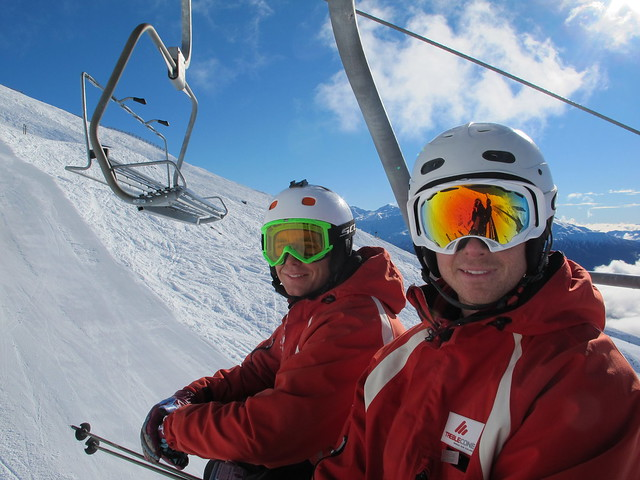 4.9.2012 - Instructors Guy and Callum