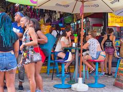 playa del carmen (jrblanco53) Tags: tourists people gente bar maya riviera méxico carmen playa