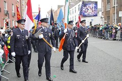 Parade (Paul McNamara) Tags: parnellsquare dublin ireland parade stpatricksday axe dublinfirebrigade