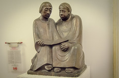 Zwei Mönche (Markus Wollny) Tags: city vatikan rom cittàdelvaticano vatikanstadt it