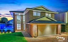 36 Stratheden Avenue, Beaumont Hills NSW