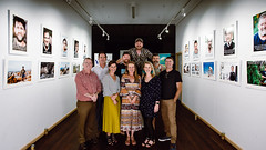 My First Gallery Exhibition! (Robert Lang Photography) Tags: robert lang robertlang wudinna south australia gallery exhibition rotary mental health mentally fit ep eyre peninsula photography