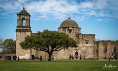 Mission San José (Wits End Photography) Tags: ancient missions ruin decay church eroded structure religion religious texas ruins spiritual weathered architecture crumble sanantonio worn building bleached discolored faded faint old pale texture