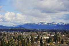 Snow on the hills (JSB PHOTOGRAPHS) Tags: nd3097500001 skow hills springfieldoregon kellybutte d3 28300mm nikon