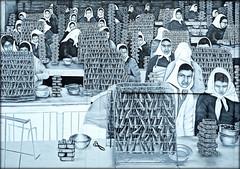 Olhão 2017 - Graffito de Mistik 03 (Markus Lüske) Tags: portugal algarve ria riaformosa olhao olhão kunst art arte graffiti graffito wandmalerei mural lueske lüske street streetart urbanart urban